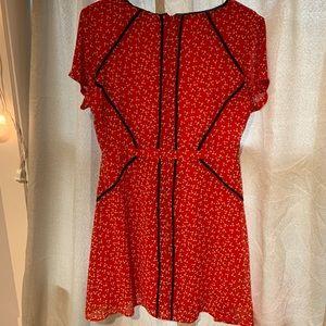 Deco style blouse